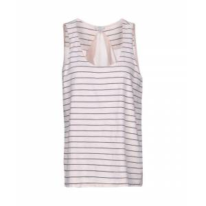 Clu Light Pink Cotton Top  - Pink - Size: Small
