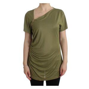 Roberto Cavalli Womens Green blouse top - Multicolour - Size X-Small