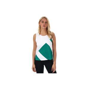 Adidas Originals Women's adidas EQT Tank Top in White Green  - White - Size: 6