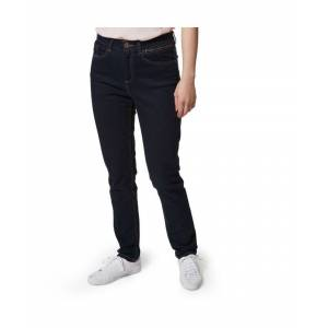 Craghoppers Womens Ellory Easy Wear Summer Skinny Jeans  - Navy - Size: 14
