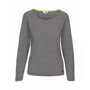 Trespass Womens/Ladies Caribou Casual Top  - Black - Size: Large