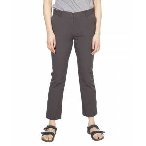 Trespass Womens/Ladies Zulu Cropped Trousers (Dark Grey)  - Grey - Size: 18