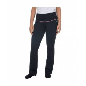 Trespass Womens Zada Duo Skin Quick Drying Active Trousers  - Black - Size: Large