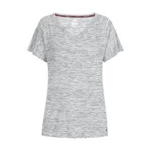 Trespass Womens Inca Quick Drying V Neck T Shirt - Black - Size 2XS