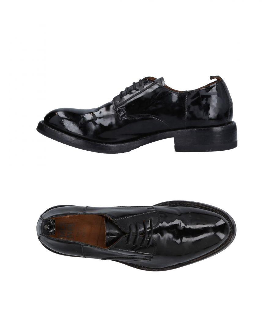 Moma FOOTWEAR Black Woman Leather  - Black - Size: 6.5