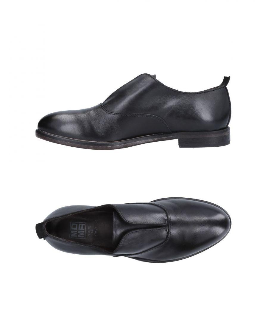 Moma FOOTWEAR Black Woman Leather  - Black - Size: 8