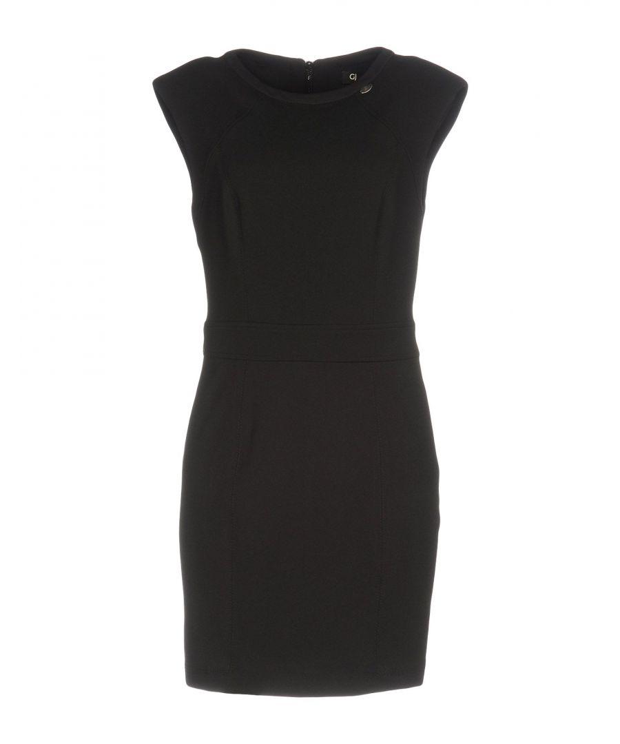 Gaudì Womens DRESSES Black Woman - Size 12