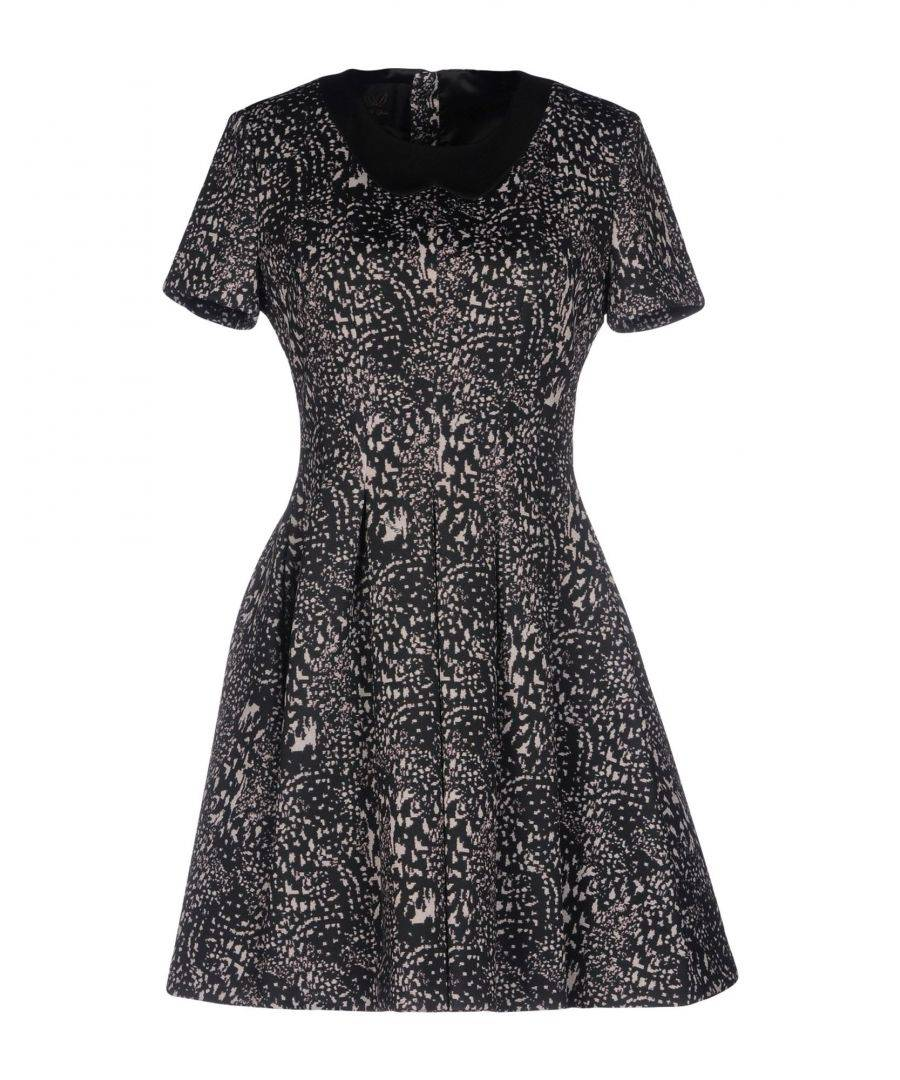 Betty Blue Womens DRESSES Woman Black - Size 10