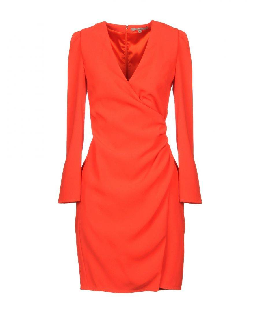 Betty Blue Womens DRESSES Woman Red - Size 8