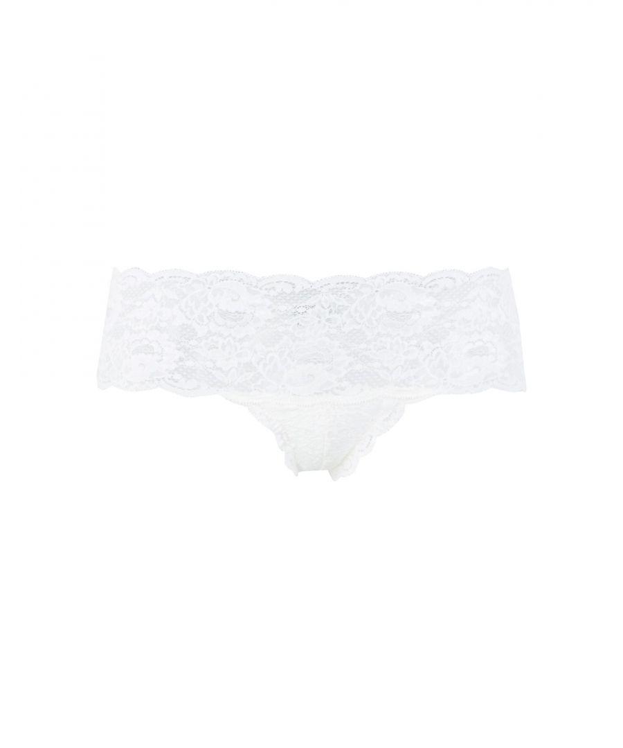 Cosabella Womens UNDERWEAR Woman White Polyamid - Size X-Large