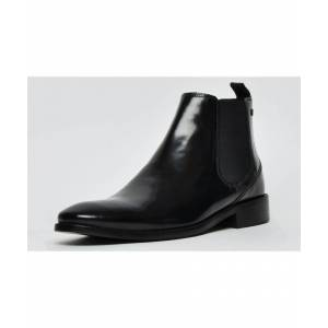 Base London Cheshire Leather Mens  - Black - Size: 6