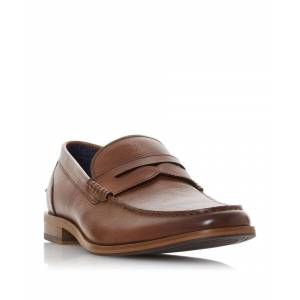 Dune London Mens BOROUGHS Saddle Loafer  - Tan - Size: 11