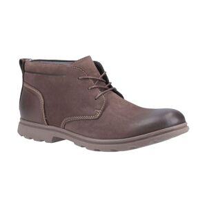 Hush Puppies Tyson Chukka Boot  - Brown - Size: 10