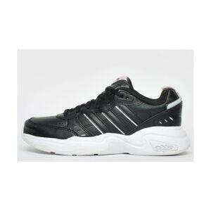 adidas Strutter Womens Girls B Grade  - Black - Size: 6