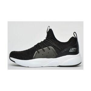 Skechers Meridan Memory Foam Womens  - Black - Size: 3.5