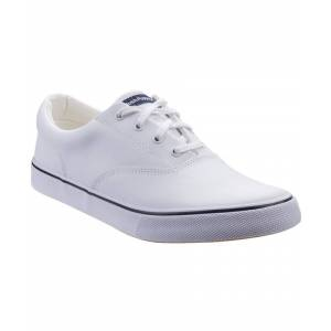 Hush Puppies Womens Byanca Light Leather Lace Up Plimsolls  - White - Size: 4
