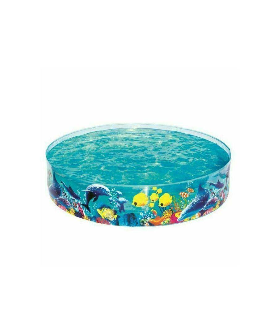 Bestway Fill 'N Fun Odyssey Pool - 38cm  - Size: One Size