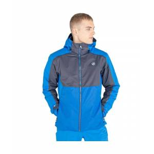 Dare 2b 2b Mens Observe II Waterproof Breathable Ski Jacket - Blue - Size X-Large