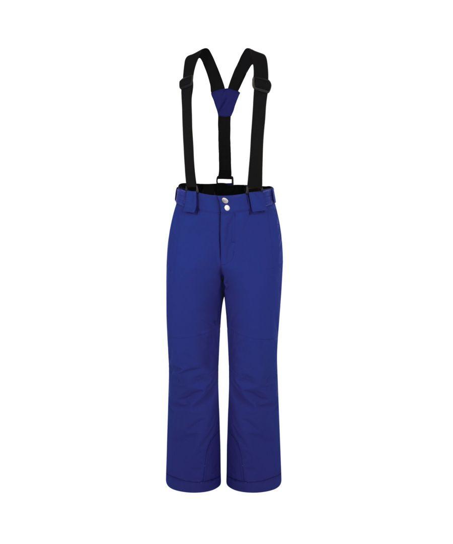 Regatta Boys Dare 2B Childrens/Kids Outmove Ski Trousers (Spectrum Blue) - Size 13