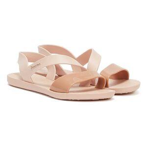 Ipanema Vibe Womens Pink Sandals  - Pink - Size: UK 4