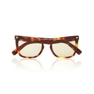 Dsquared2 Men's Cat Sunglasses - Tortoiseshell , Havana, Men