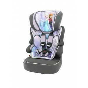 Disney Frozen Frozen Beline SP Group 123 Car High Back Booster Seat, One Colour