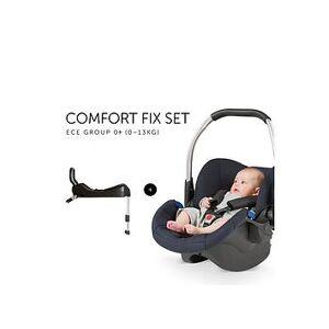 Hauck Comfort Fix Car seat & Base, Black