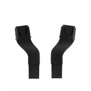 Silver Cross Coast Universal Car Seat Adapters, One Colour