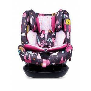 Cosatto All in All + Group 0+123 Isofix Carseat - Unicorn Land, One Colour