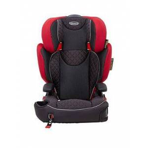 Graco Affix Group 2/3 - car seat, Chilli Spice