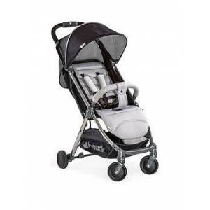 Hauck Swift Pushchair, Silver/Charcoal