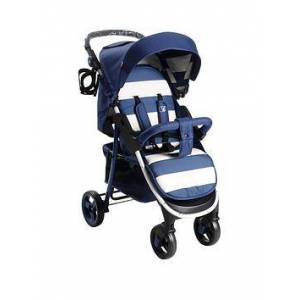 My Babiie Billie Faiers MB30 Blue Stripes Pushchair, One Colour