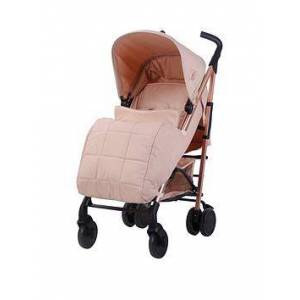 My Babiie Billie Faiers MB51 Rose Gold & Blush Stroller, One Colour