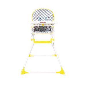 My Babiie MBHC1HB Herringbone Compact Highchair, One Colour