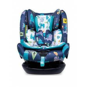 Cosatto All in All + Group 0+123 Isofix Car Seat - Dragon Kingdom, One Colour