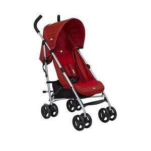 Joie Nitro Stroller - Cranberry, Red