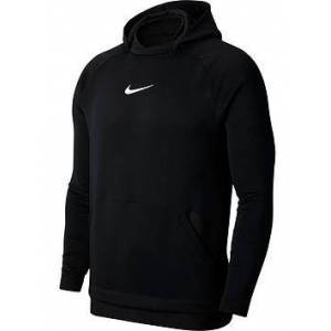 Nike NPC Contrast Pullover Hoodie - Black , Black/Black, Size 2Xl, Men