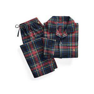 Polo Ralph Lauren Flannel Sleepwear Lounge Set - Multi, Multi, Size M, Men