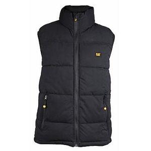 Caterpillar CAT Workwear C430 Arctic Zone Gilet - Black , Black, Size S, Men