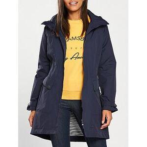 Trespass Rainy Day Waterproof Jacket - Navy , Navy, Size Xl, Women