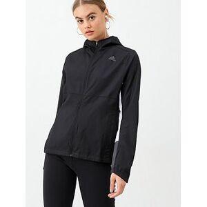 adidas Own The Run Jacket - Black , Black, Size Xs, Women