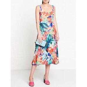 Vestire Miami Nights Midi Dress - Multicolour