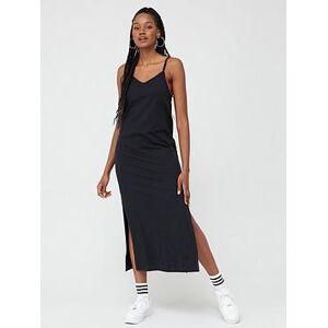 Nike NSW Jersey Dress - Black , Black, Size L, Women