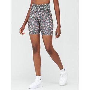 Nike The One Femme Short - Floral , Floral, Size L, Women