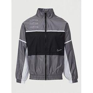 Nike Woven Archive RMX Jacket - Black , Black, Size S, Women