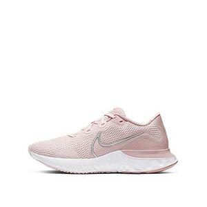 Nike Renew Run, Pink/White, Size 6, Women