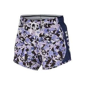 Nike Older Girls Dry Tempo Printed Short - Black/Navy, Black/Navy, Size Xl=13-15 Years, Women