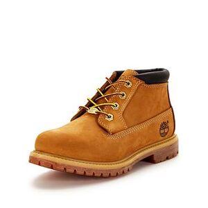 Timberland Timberland Nellie Chukka Double Ankle Boot, Wheat, Size 8, Women