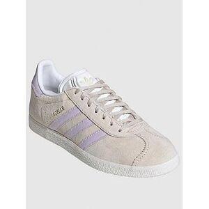 adidas Originals Gazelle - Brown , Brown, Size 8, Women