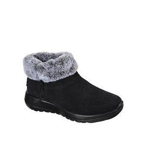 Skechers On The Go Joy Ankle Boot, Black/Grey, Size 5, Women